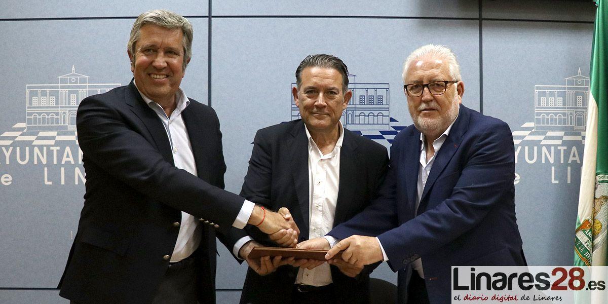 VÍDEO | INCYDE devolverá al Ayuntamiento de Linares más de 700.000 euros aportados en proyectos europeos