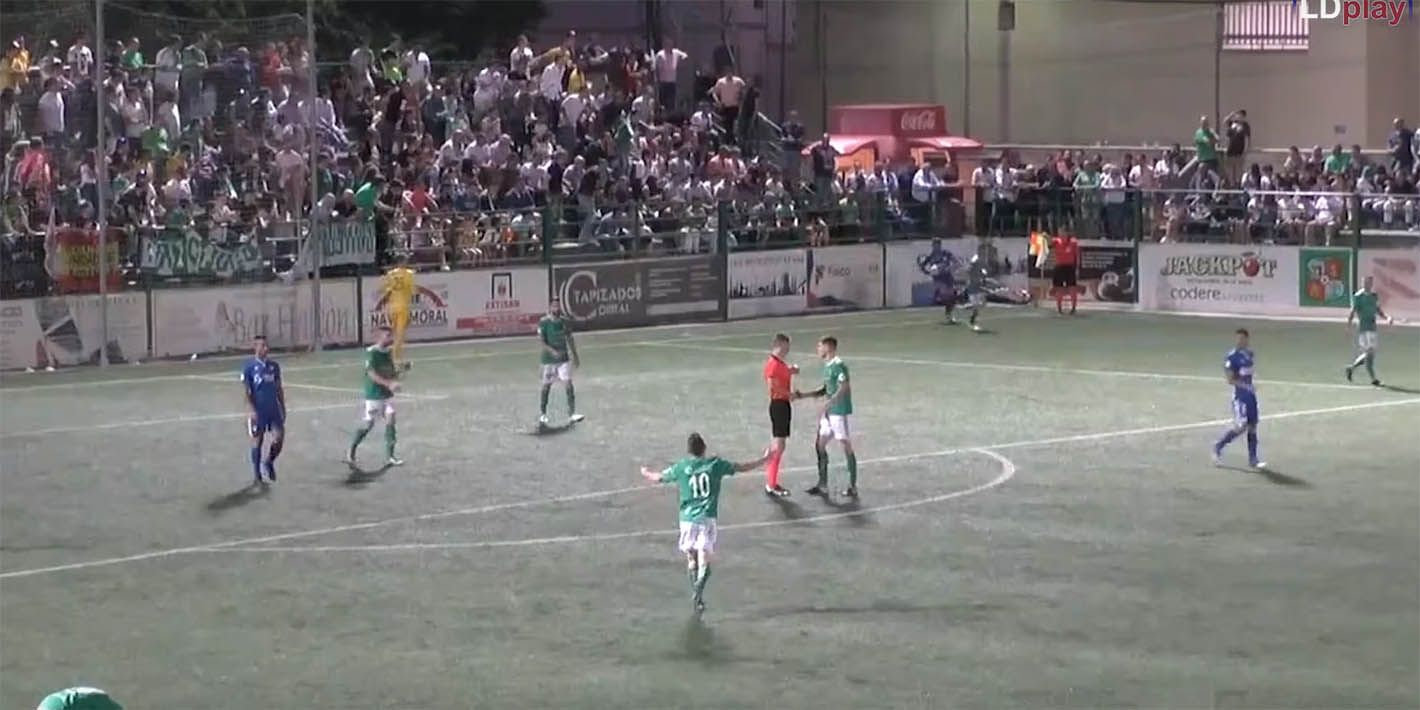 VÍDEO RESUMEN | Moralo CP – Linares Deportivo
