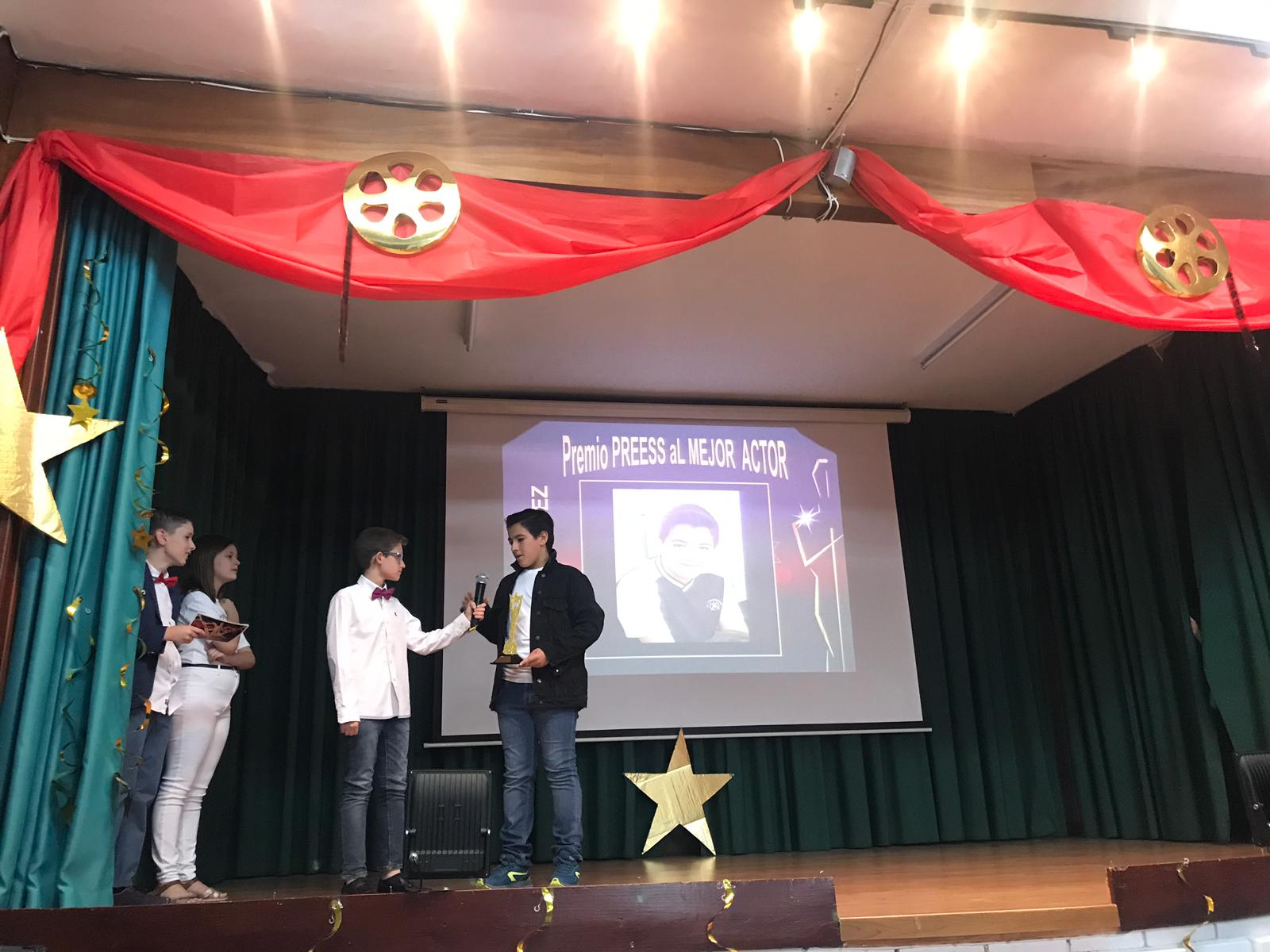 El alumnado de La Presentación presenta sus proyectos finales de las miniempresas Educativas