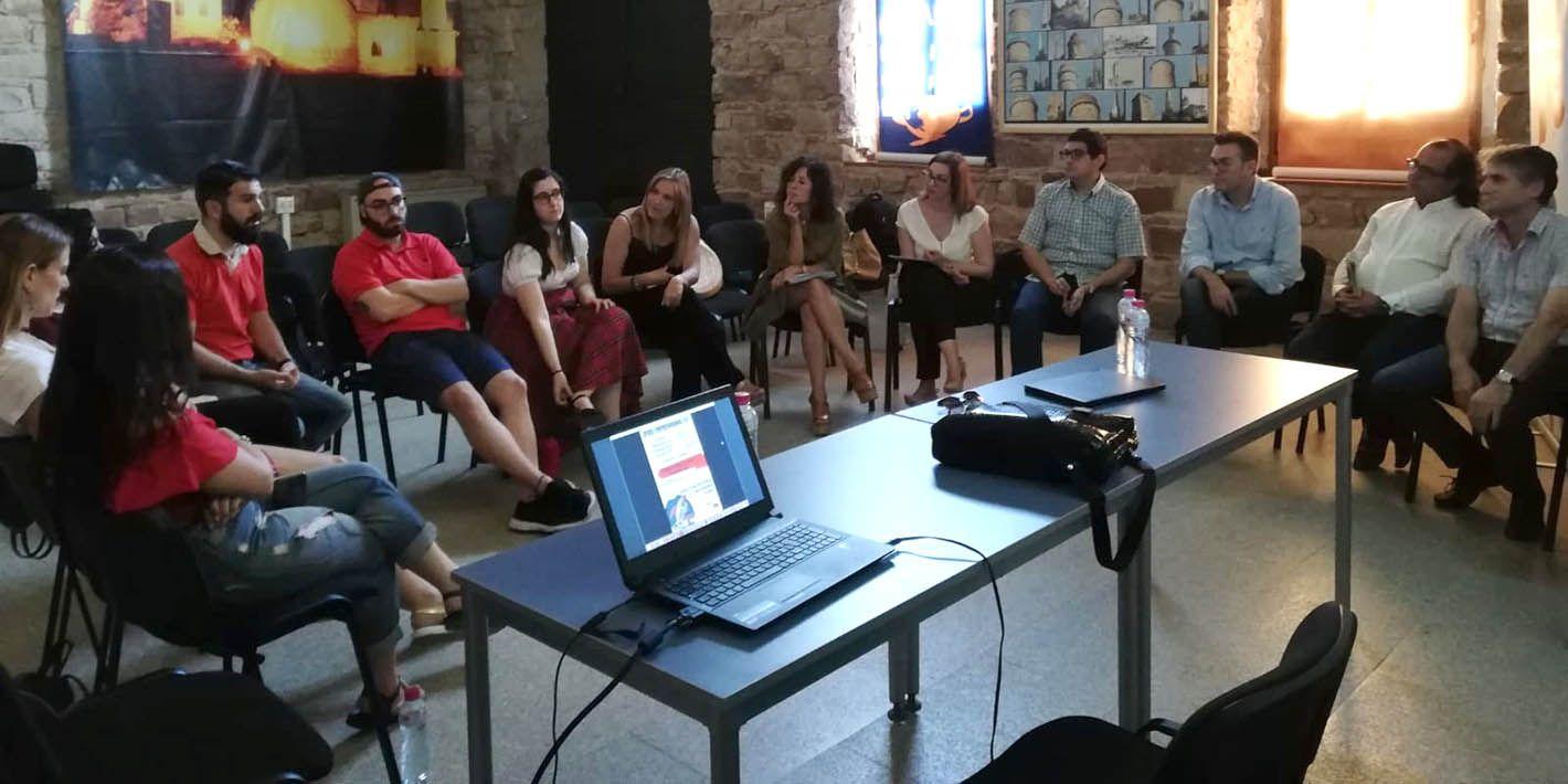 Mañana de innovación en la Economía Social de Linares