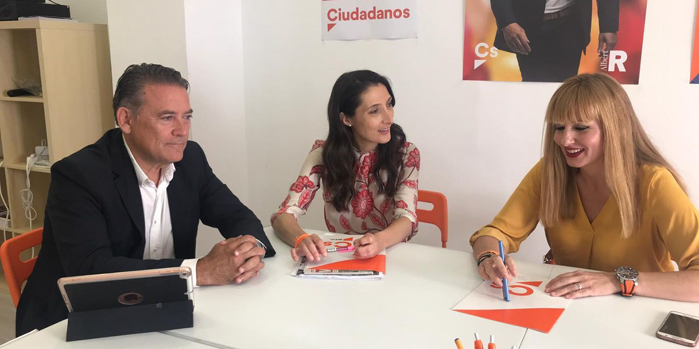 Cs busca sinergias entre las ciudades de Linares y Jaén