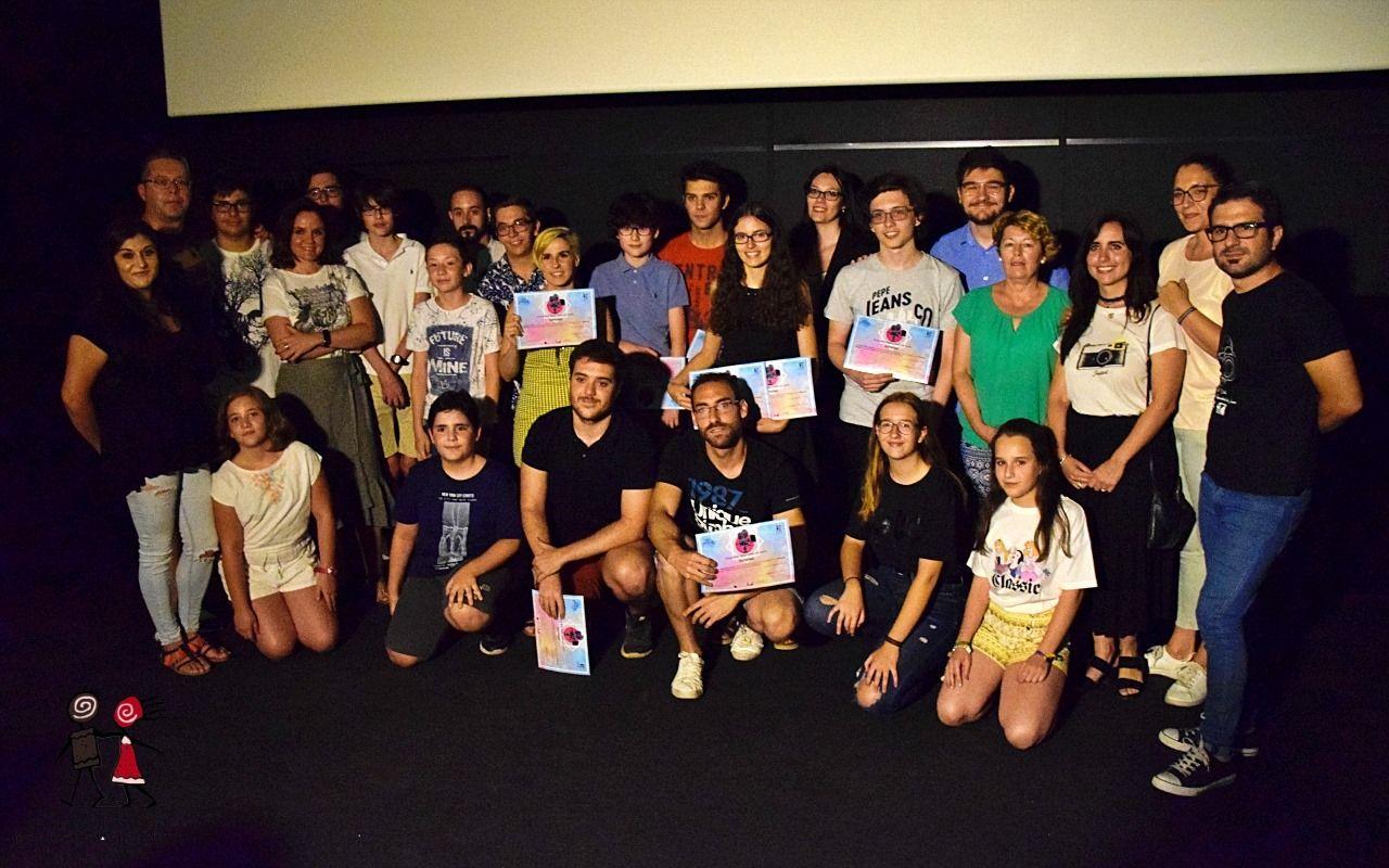 VÍDEOS | 18 jóvenes producen dos cortos gracias a la 'Maratón Fílmica' del 'Verano Joven 2019'