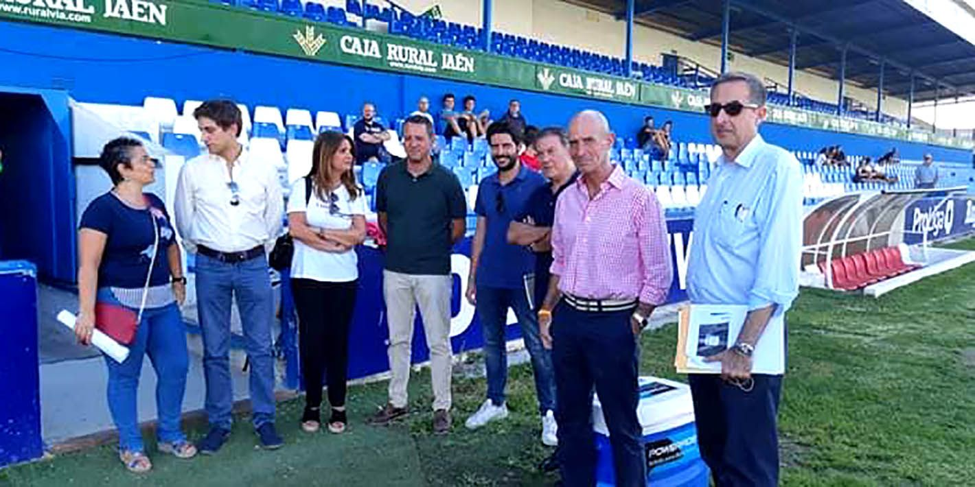 VÍDEO | Prioridades para intervenir en el Estadio de Linarejos