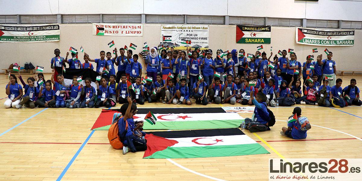 82niños y niñas tendrán unas 'Vacaciones en paz' gracias a la Asociación Amigos del Sáhara Libre
