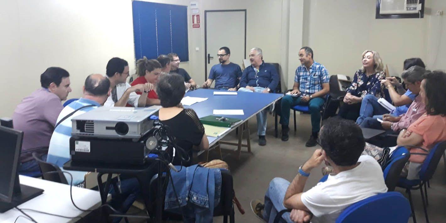 El centro de salud 'Los Marqueses' de Linares elabora un plan de acción personalizado para pacientes con EPOC
