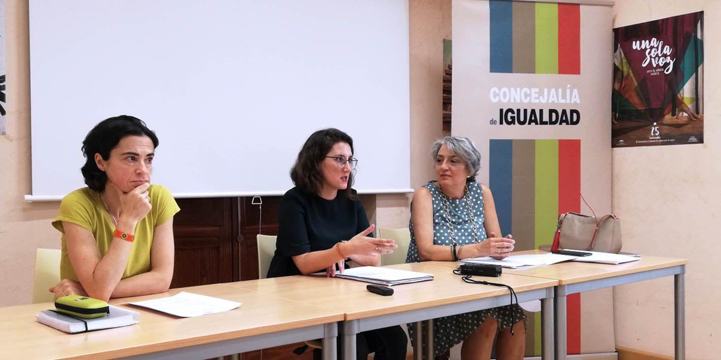 La campaña 'No es siempre no, Linares libre de agresiones sexistas' volverá a estar presente en Feria