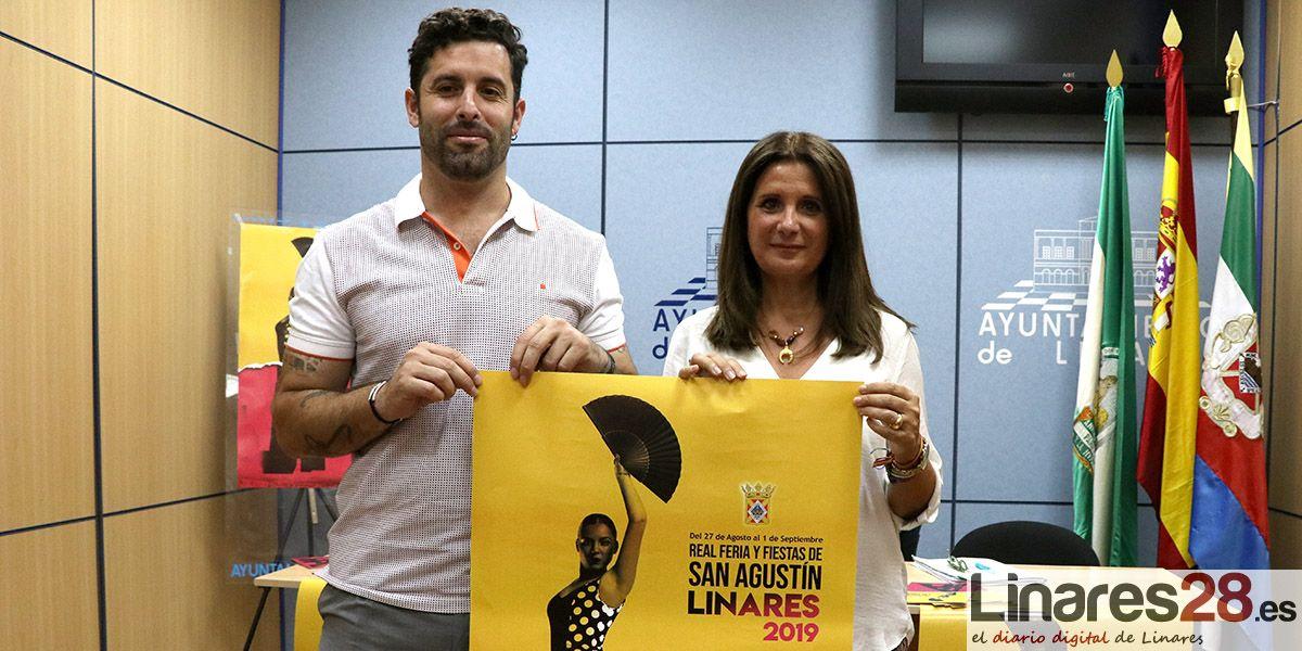 VÍDEO | La Feria de Linares recupera su pregón con Belin como protagonista