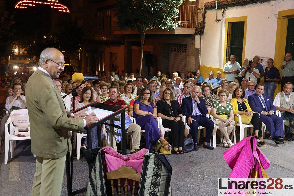 VÍDEO | Linares vive su tradicional Pregón Taurino