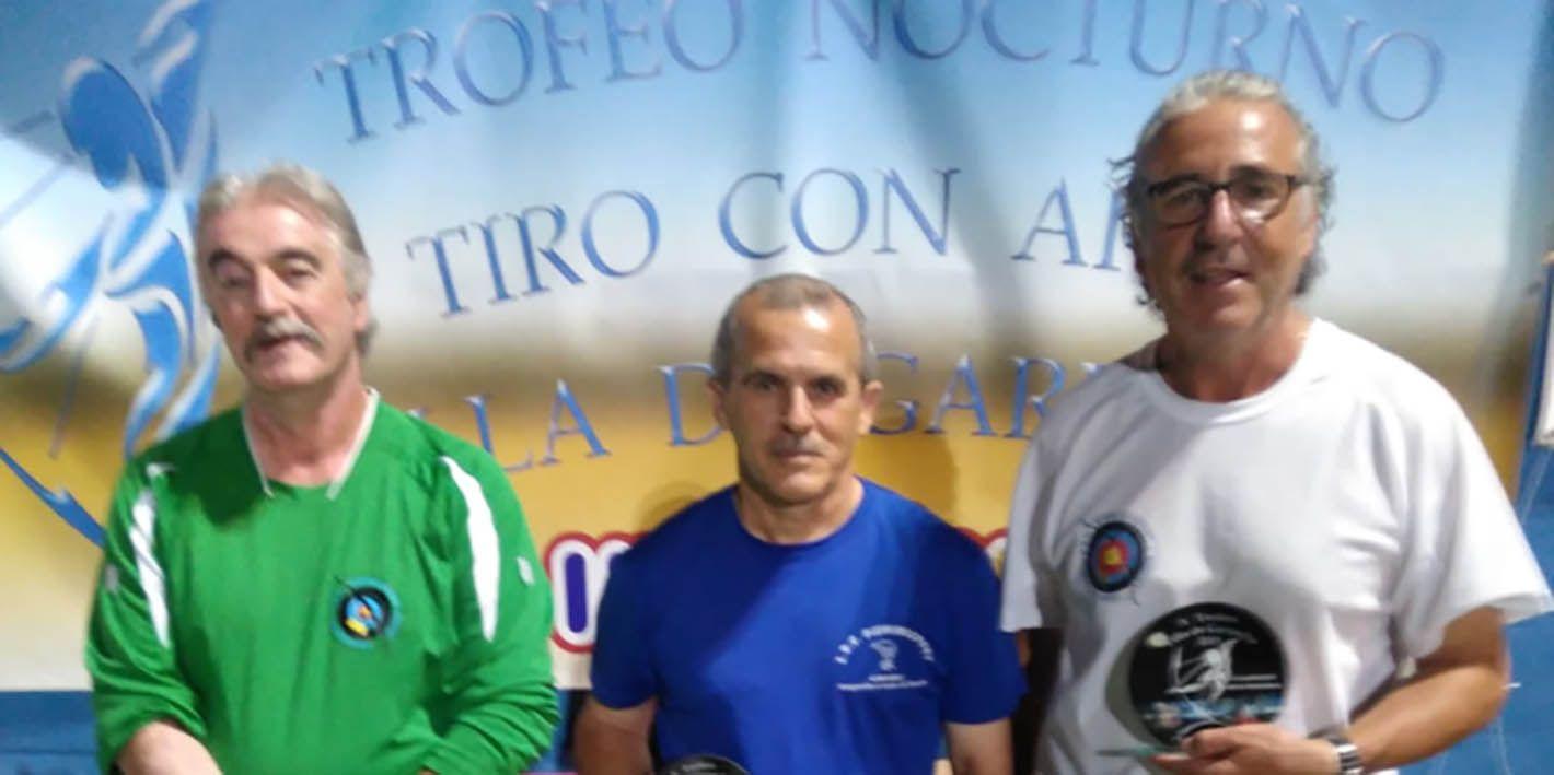 """Representación linarense en el trofeo Nocturno de Tiro con Arco """"Villa de Garrucha"""""""