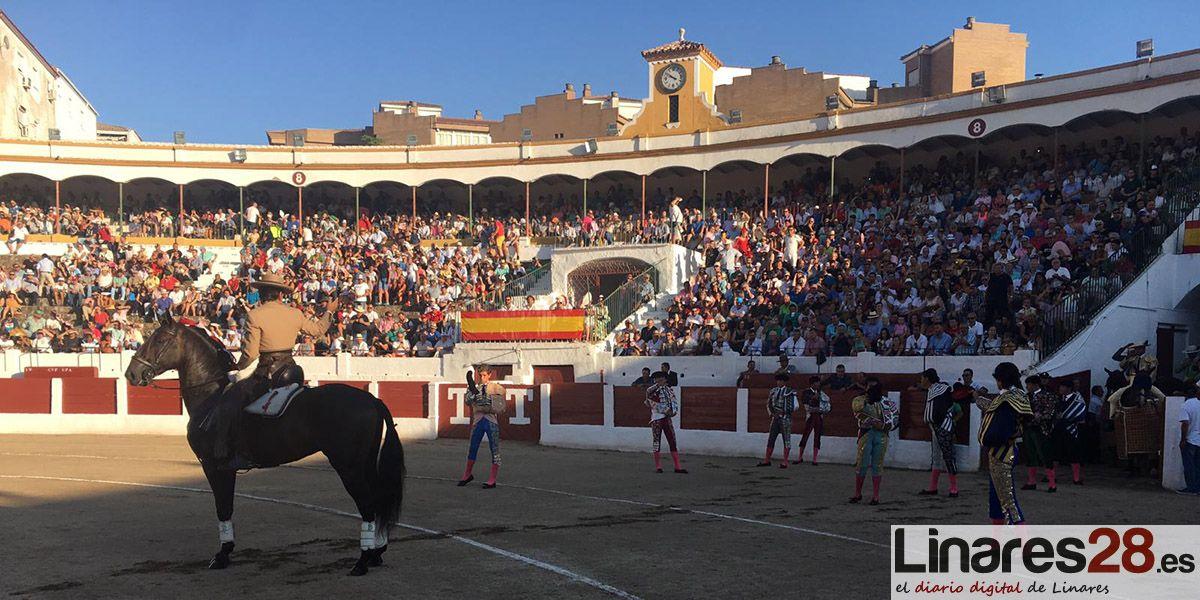 DIRECTO | Comienza la primera de Feria en Linares