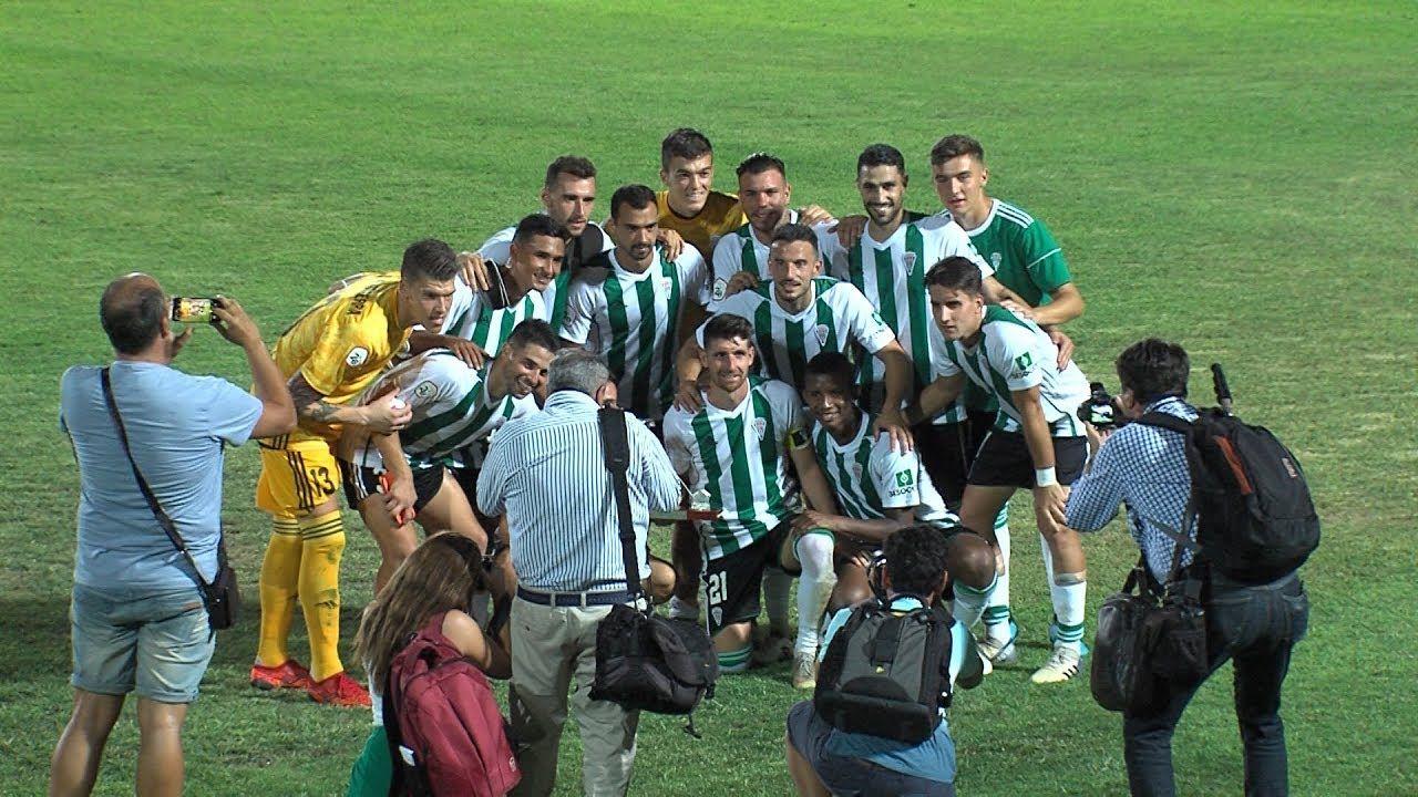 VÍDEO | Trofeo 'Ciudad de Linares', Linares Deportivo – Córdoba C.F.