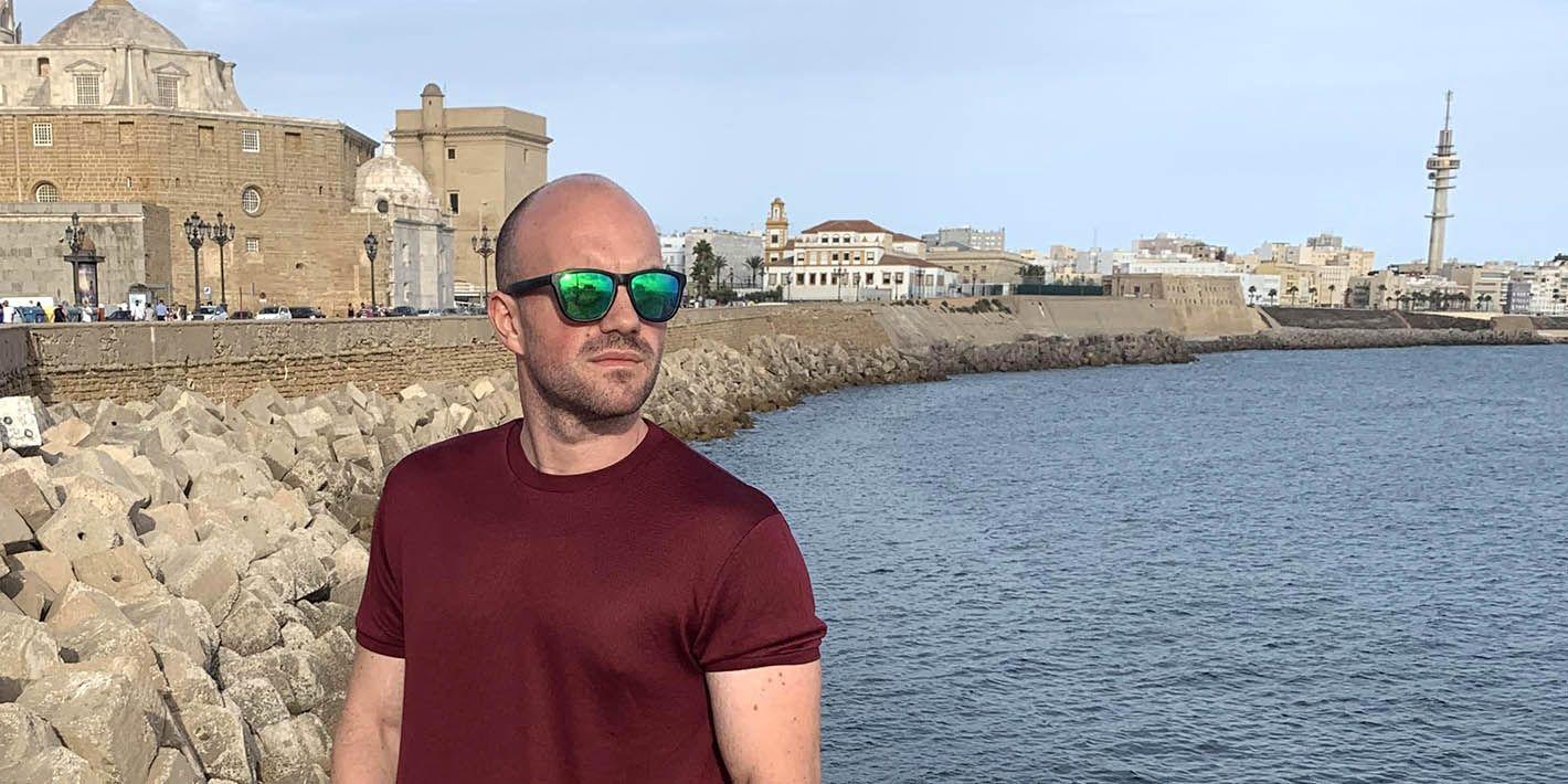 'Verano Azul en Linares', una entrevista fresca a Sergio Tudela
