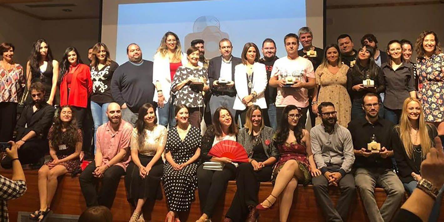 LOS PREMIADOS | Culmina con éxito una nueva edición del Festival de Cine Independiente de Linares