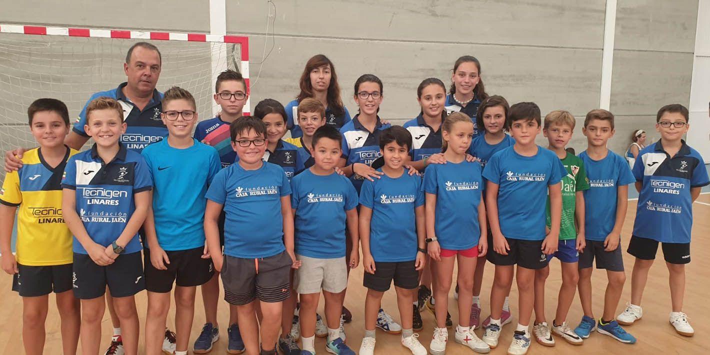 Más alegrías de la cantera del Real Club Tecnigen Linares