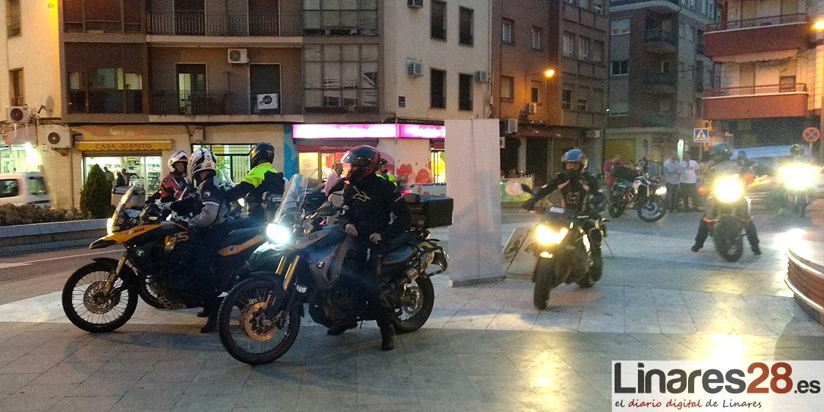 Linares capital motera andaluza por un fin de semana