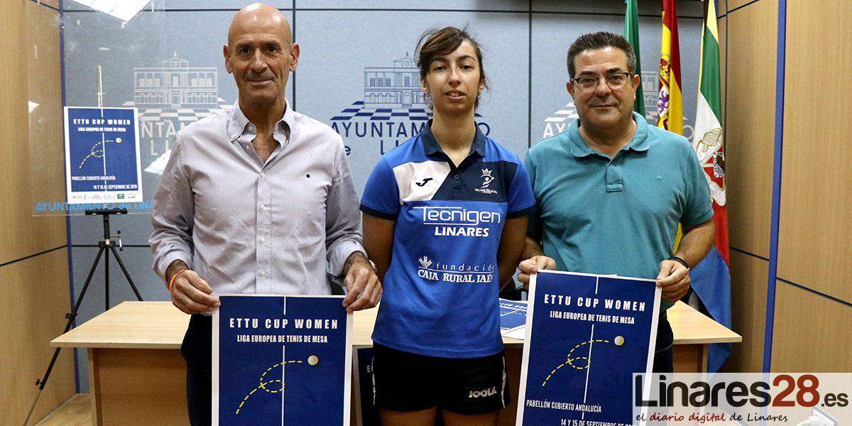 VÍDEO | Vuelve el mejor tenis de mesa europeo a Linares