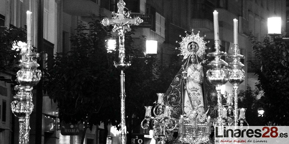 VÍDEO | La Virgen de Linarejos ya está en la Basílica de Santa María