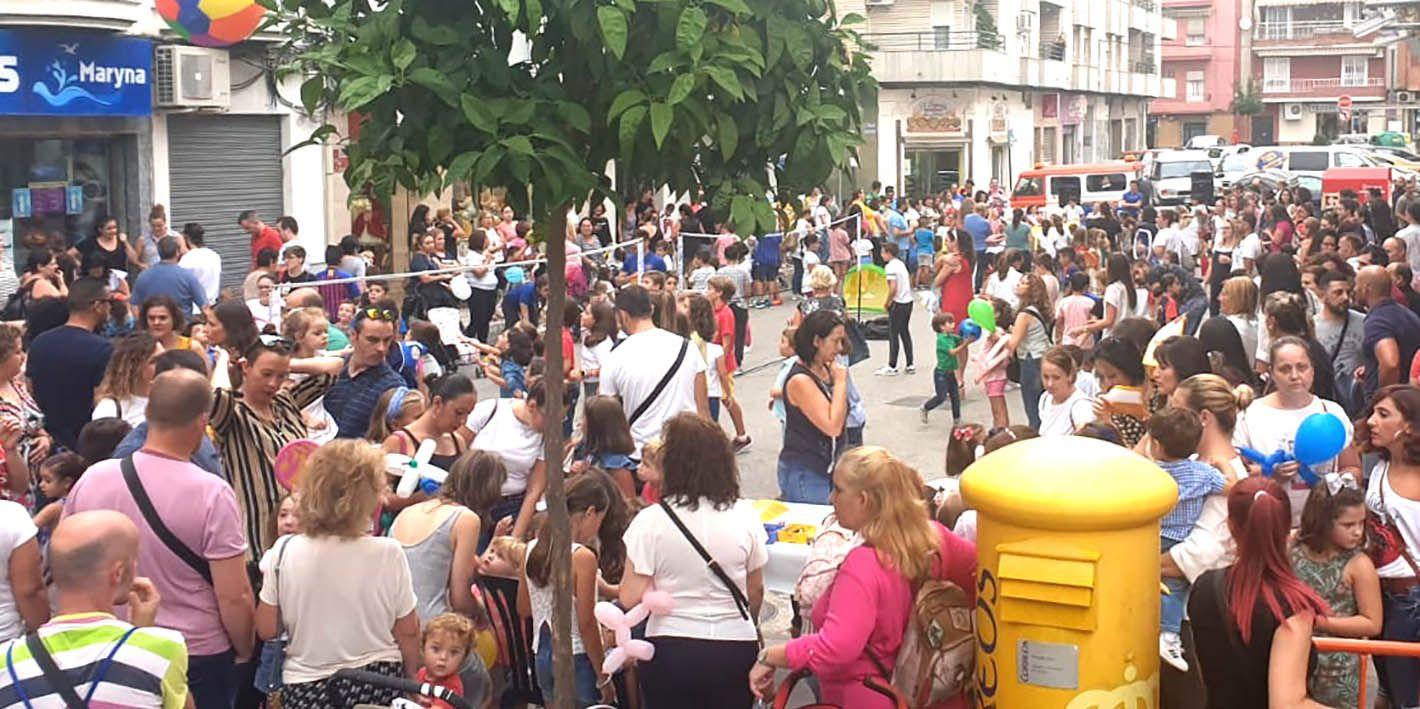 ACIL organiza una fiesta para celebrar la 'Vuelta al cole'