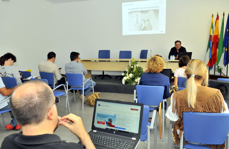Andalucía Lab inicia en Linares sus talleres de transferencia de conocimiento para los profesionales turísticos