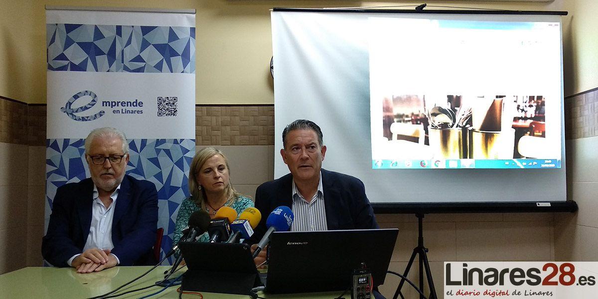 VÍDEO | 'Emprende en Linares' lanza una campaña de crowdfunding social a beneficio del Comedor Social de Cáritas Linares