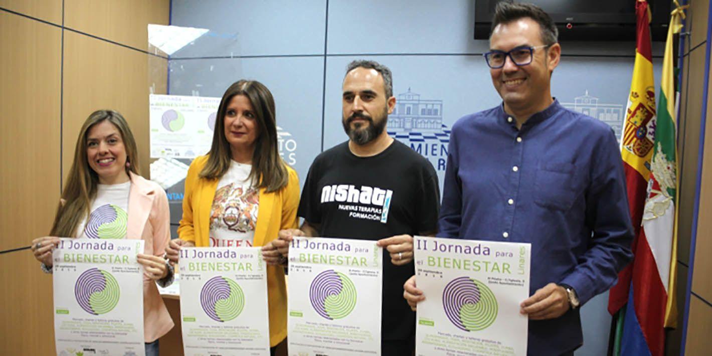 Vuelven las 'Jornadas para el Bienestar' de Linares