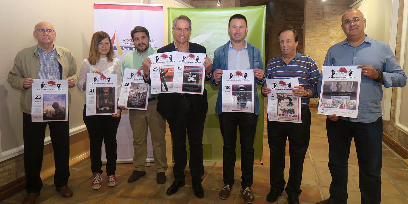 """El X Ciclo de Cine """"La memoria histórica"""" tendrá parada en Linares"""