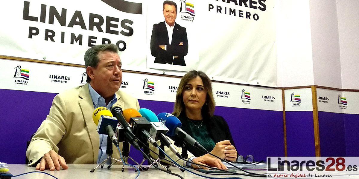 """Linares Primero pide al Gobierno que reclame a las administraciones los """"compromisos olvidados"""""""
