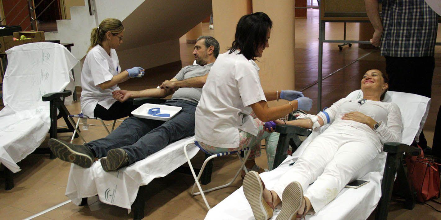 La UJA se suma al #Reto5mil de Donaciones de Sangre en su Campus de Linares
