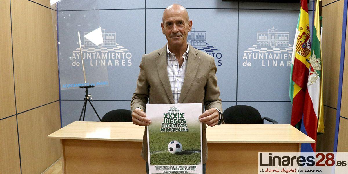 VÍDEO | 800 niños y niñas participarán en los 'XXXIX Juegos Deportivos Municipales'