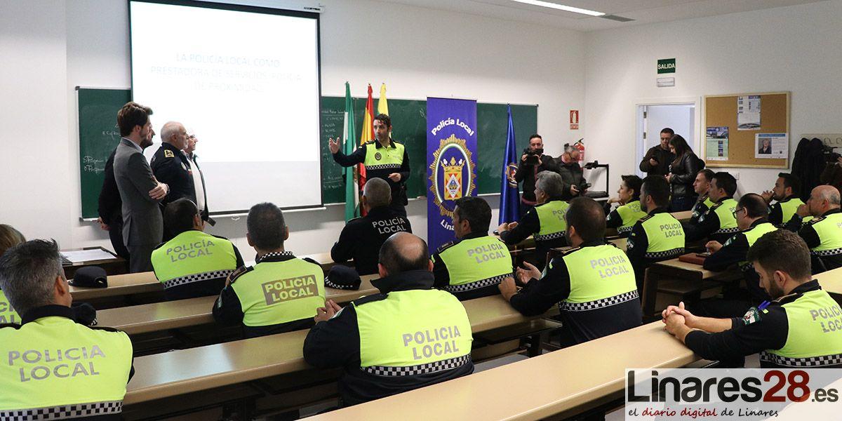Linares será sede del Instituto de Emergencias y Seguridad Pública de Andalucía