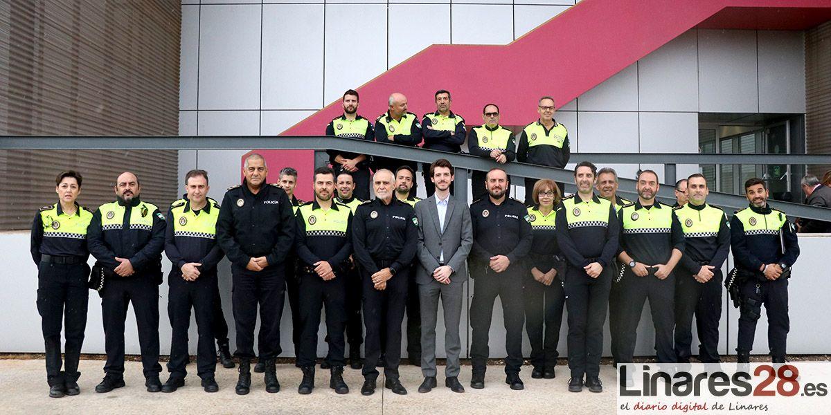 VÍDEO | Arranca la Escuela de Seguridad Pública de Linares con formación para Policía Local