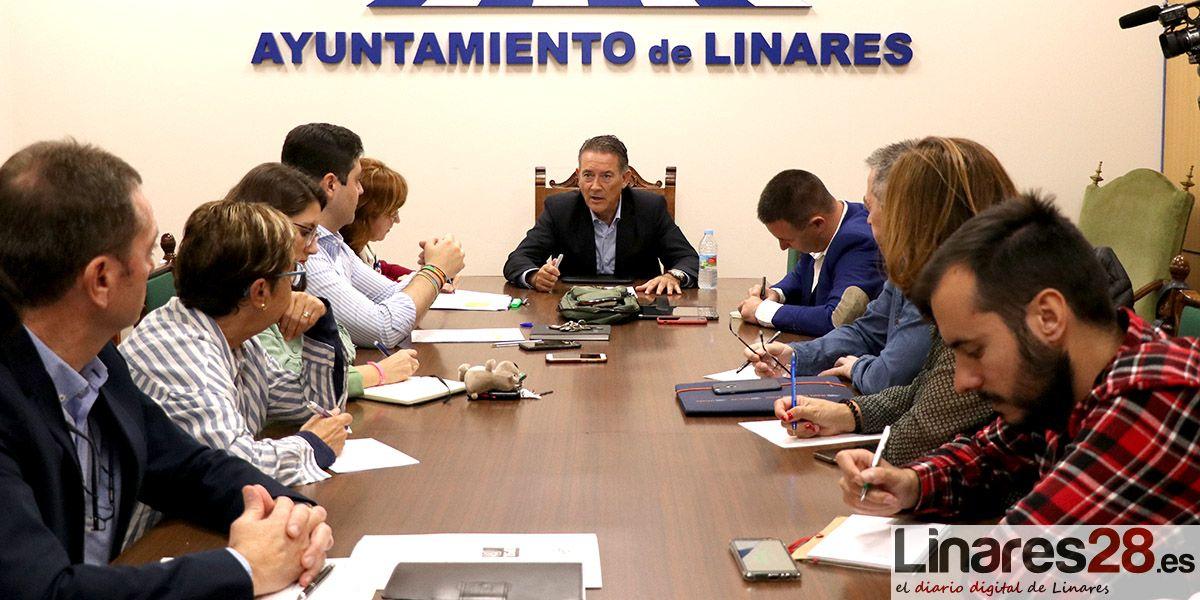 VÍDEO | Se reanuda el Consejo Sectorial de seguimiento de la ITI para Linares
