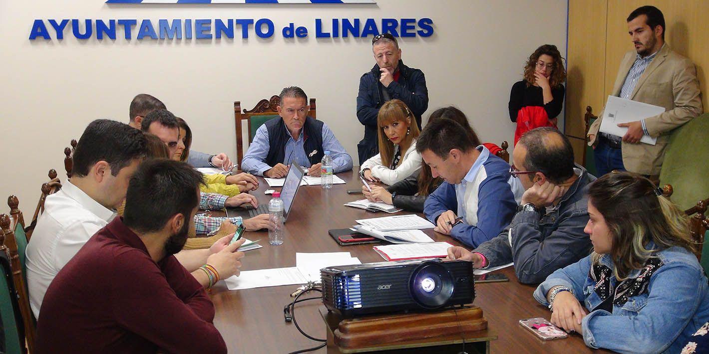 675 linarenses seleccionados en el sorteo de las mesas electorales realizado esta mañana
