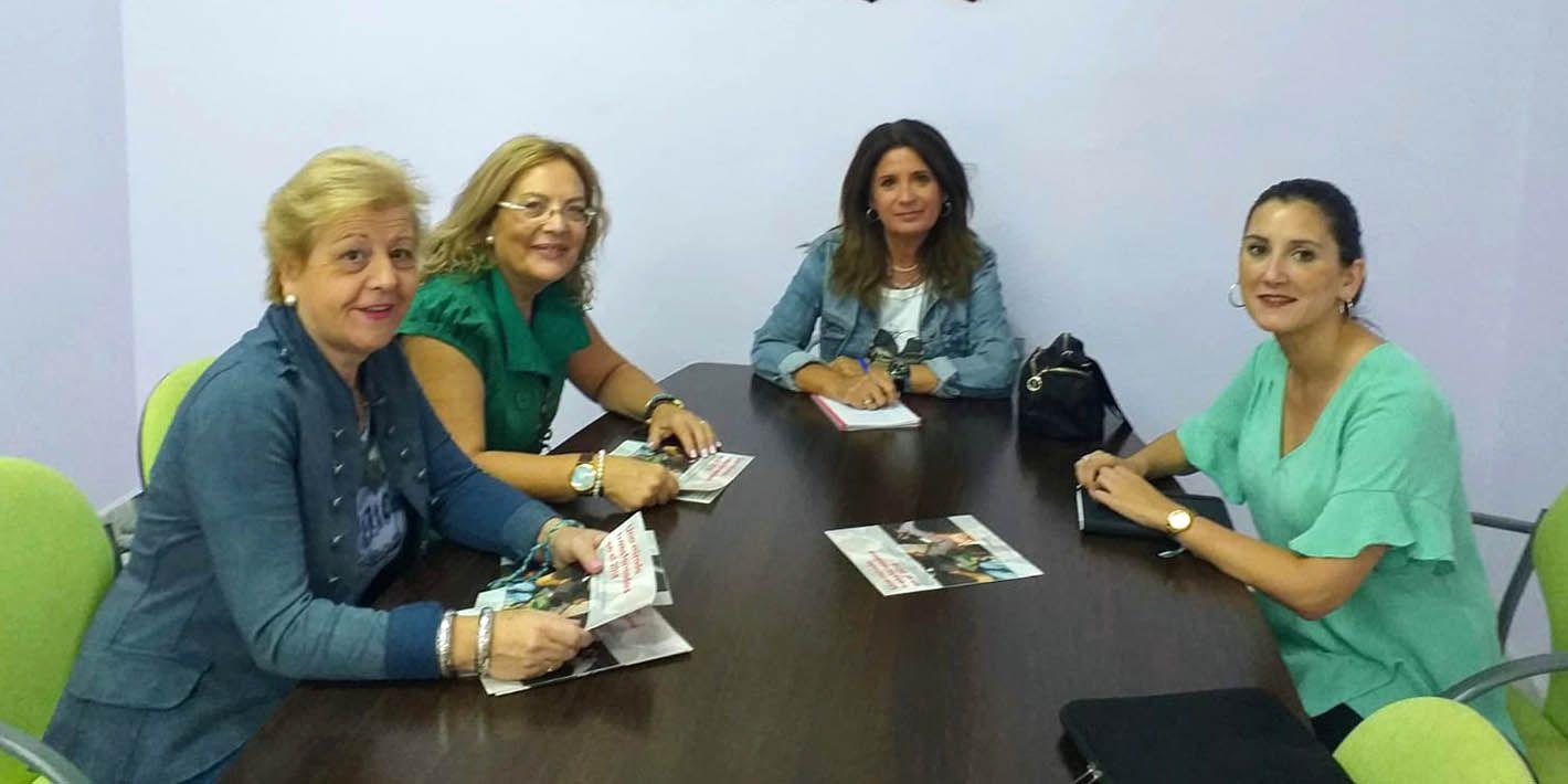El ayuntamiento reconoce la labor de la ONG Taller de Solidaridad de Linares