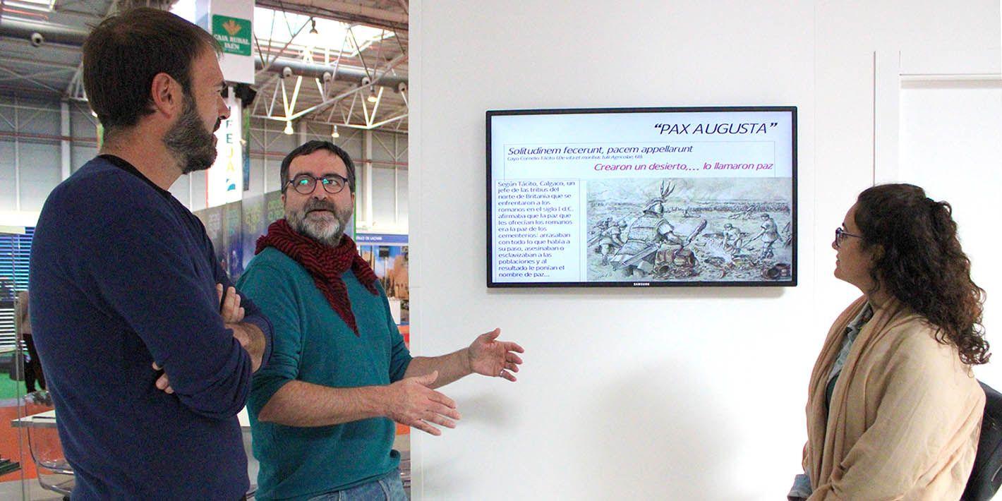 El proyecto 'Iliturgi' de la UJA investiga el asedio de Cástulo