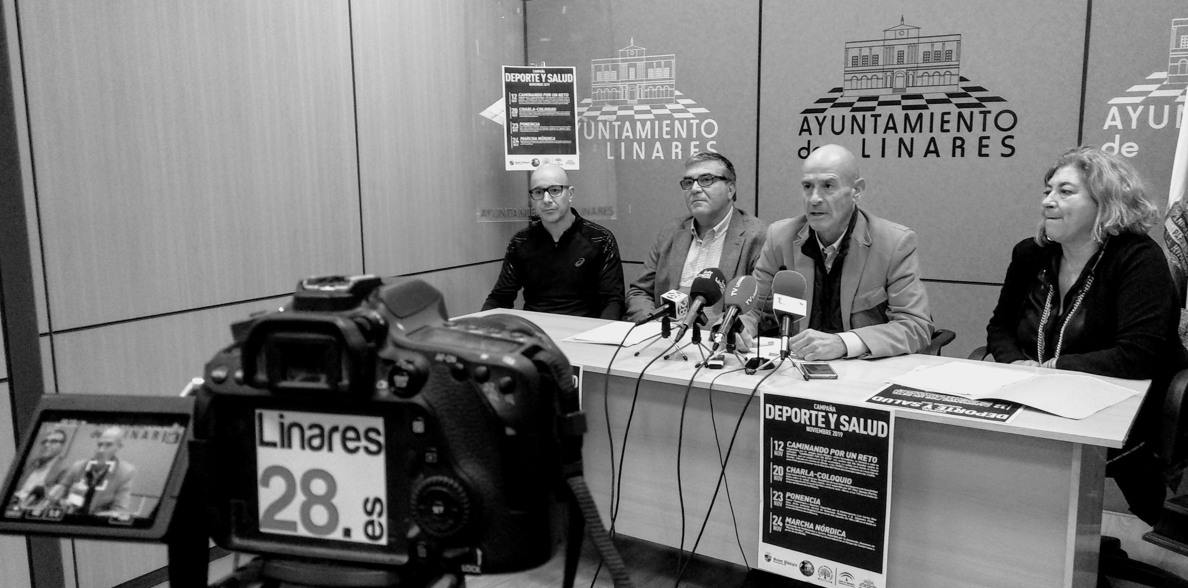 ESTÁ PASANDO | Presentación de la campaña Salud y Deporte