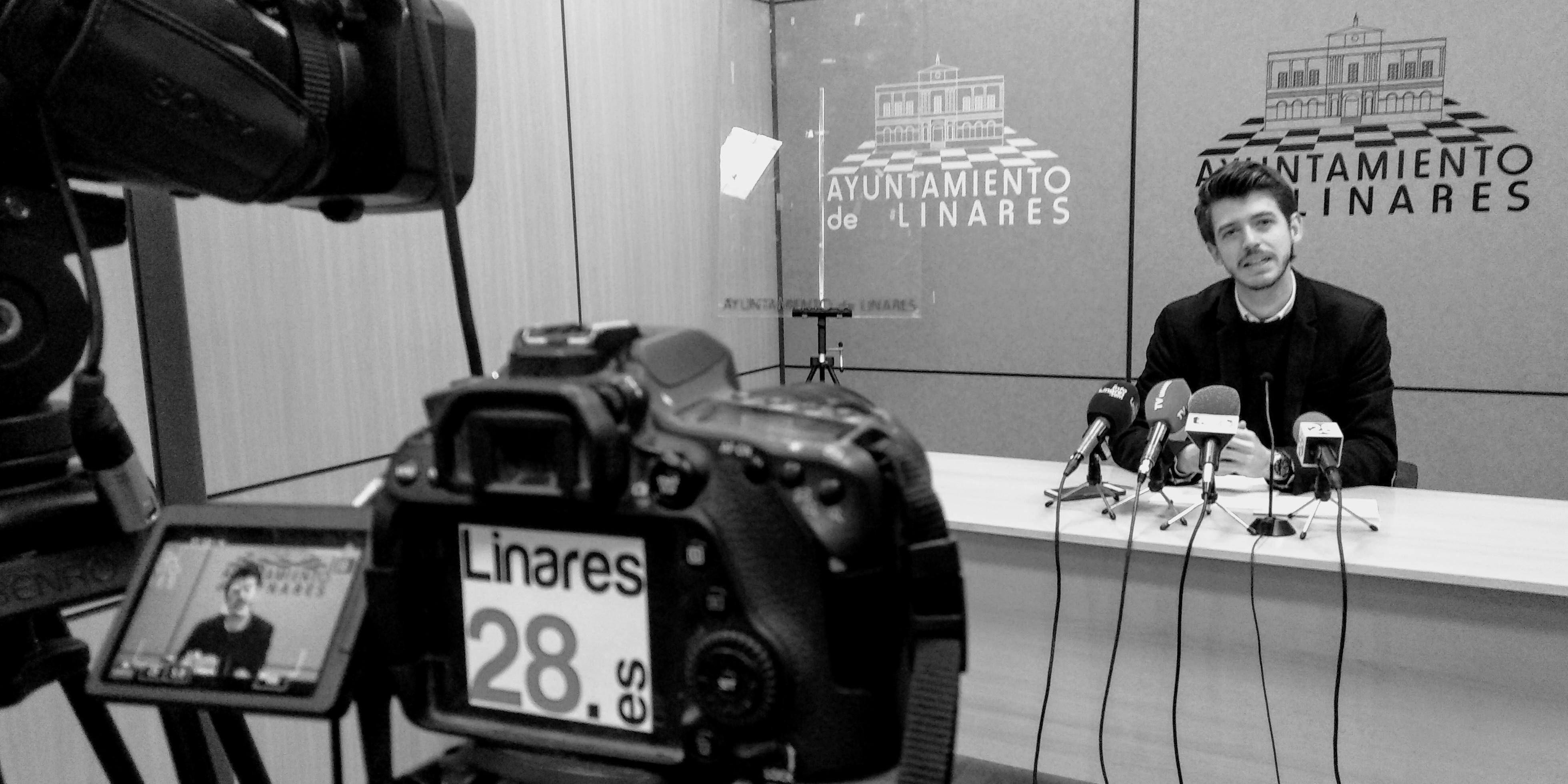 ESTÁ PASANDO | Javier Bris presenta la modificación de la RPT de Linares