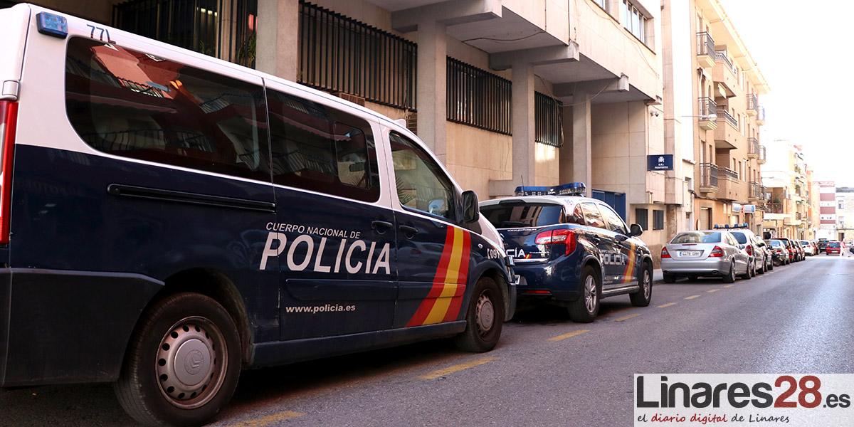 SUCESOS | Detenido Linares por hacerse pasar por policía para presuntamente robar a una persona