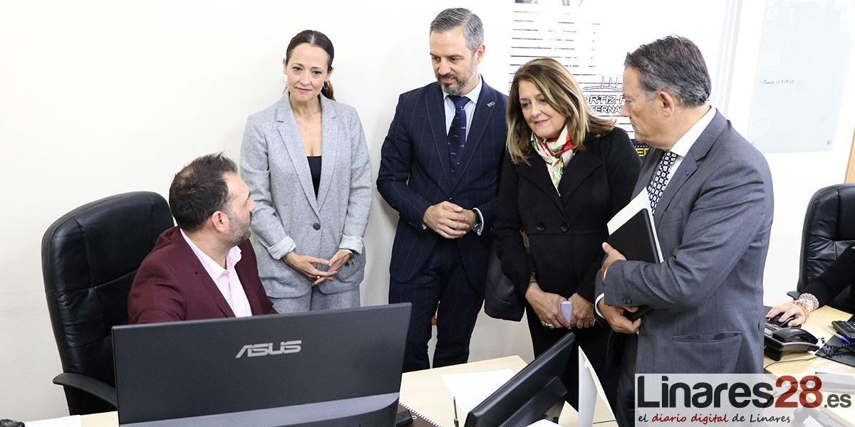 VÍDEO | El Consejero Juan Bravo elogia el modelo empresarial de 'Ortiz & Reed'