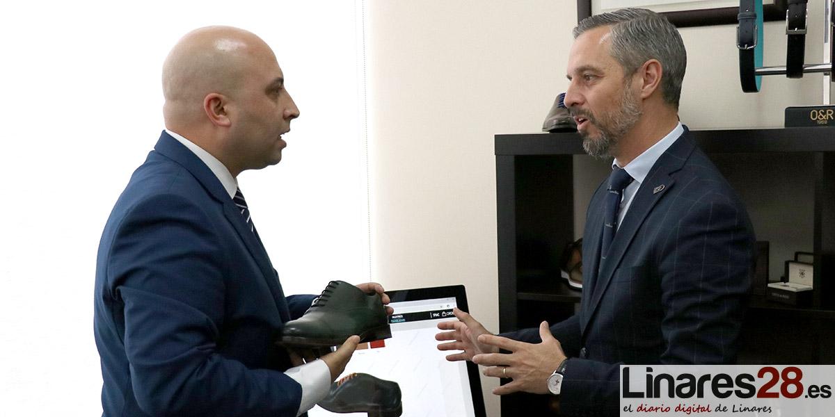 VÍDEO | Juan Bravo confiado en las oportunidades que abrirá la ITI en Linares y provincia