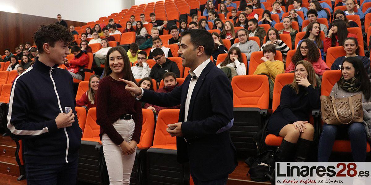 VÍDEO | Arranca la Semana de la Ciencia en el Campus Científico-Tecnológico de Linares