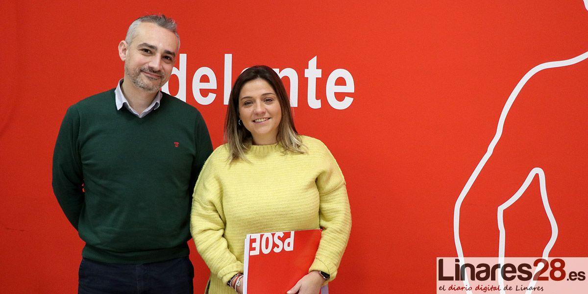 VÍDEO | El PSOE de Linares lleva el debate por las pensiones dignas al Pleno Ordinario de mañana