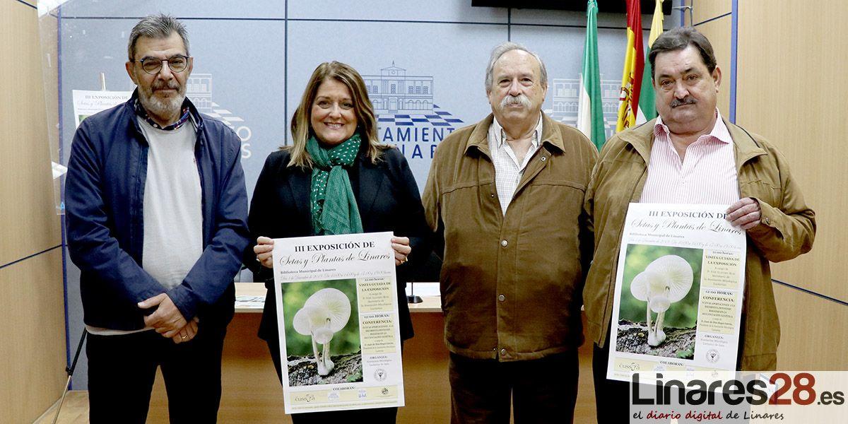 VÍDEO | La riqueza micológica andaluza se expone este fin de semana en Linares