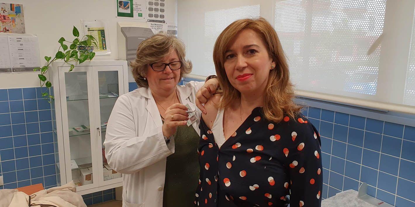 El Área Sanitaria de Linares dispensará 31.680 dosis de vacunas para la gripe