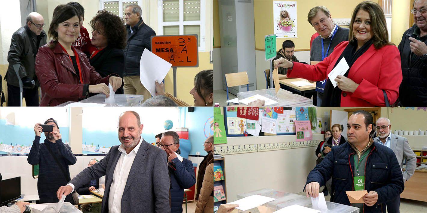 ELECCIONES 10N – Los candidatos y candidatas linarenses animan a la participación