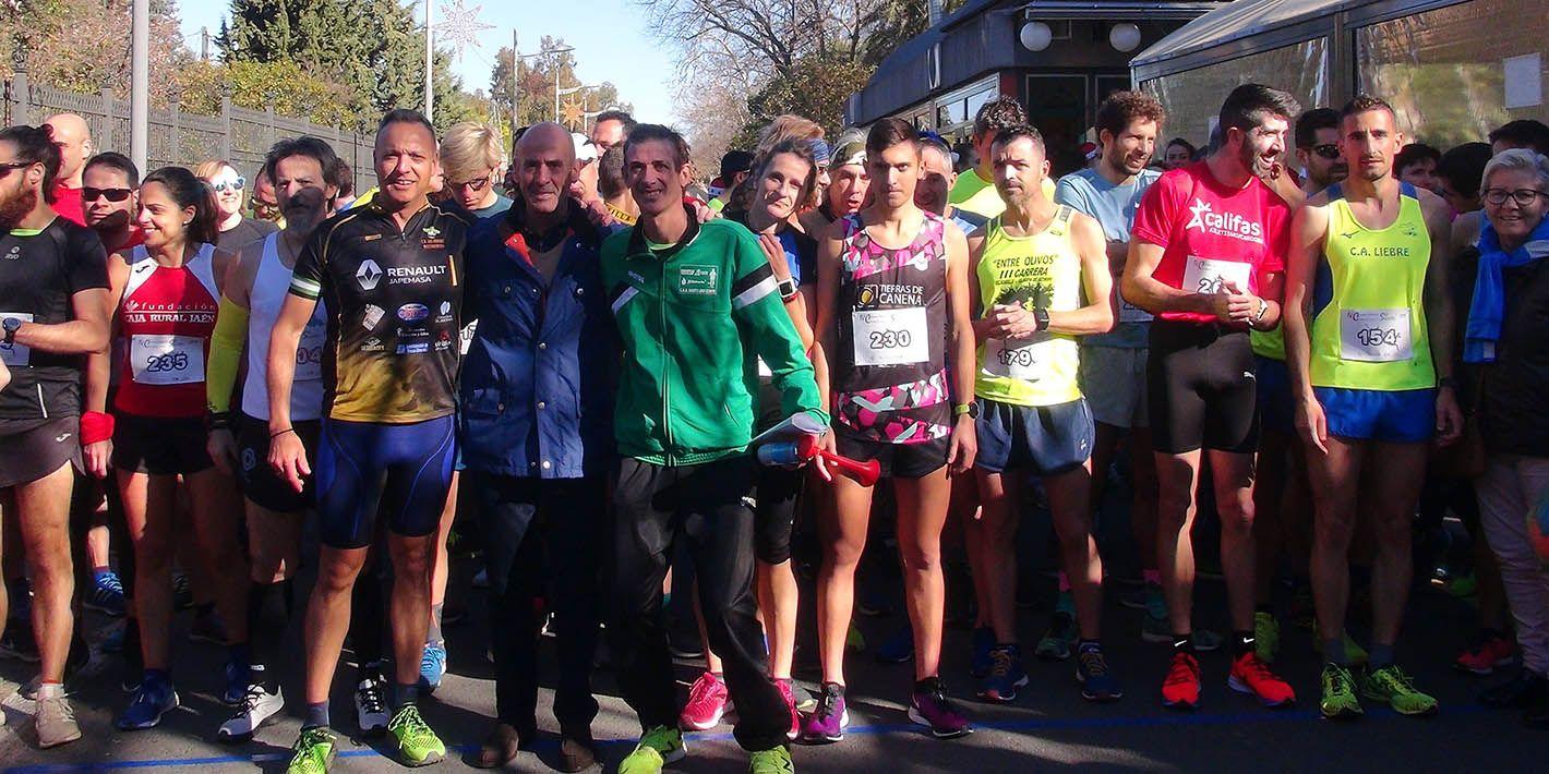 Mañana benéfica y deportiva con la IV Carrera San Silvestre 'Ciudad de Linares'
