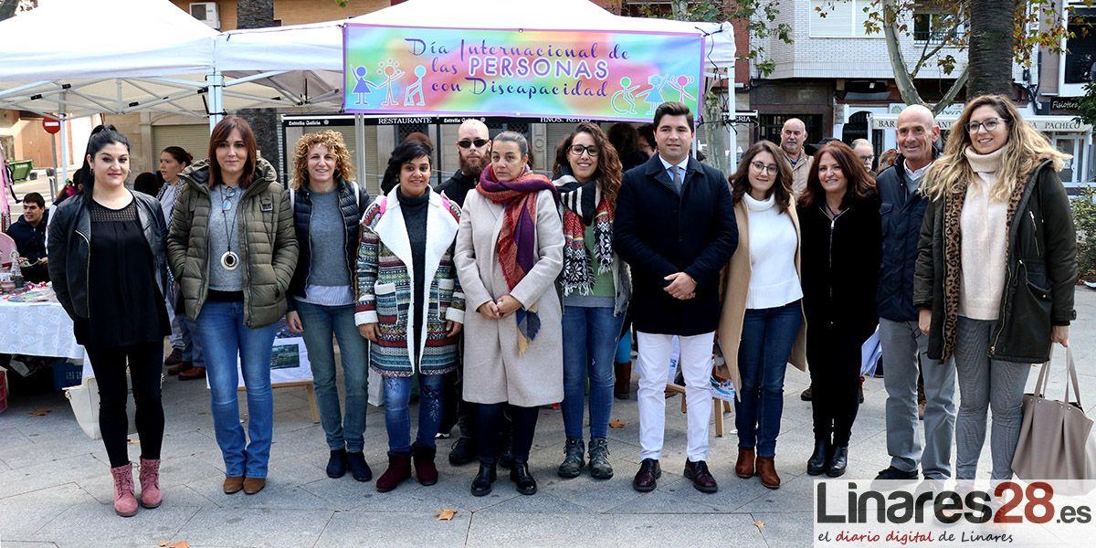 VÍDEO | Linares celebra el día de la 'Diversidad Funcional'