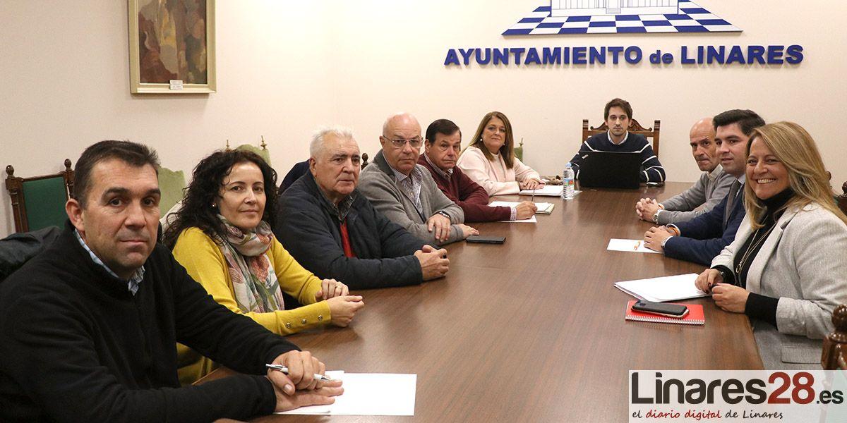 El Ayuntamiento de Linares creará la concejalía de Agricultura