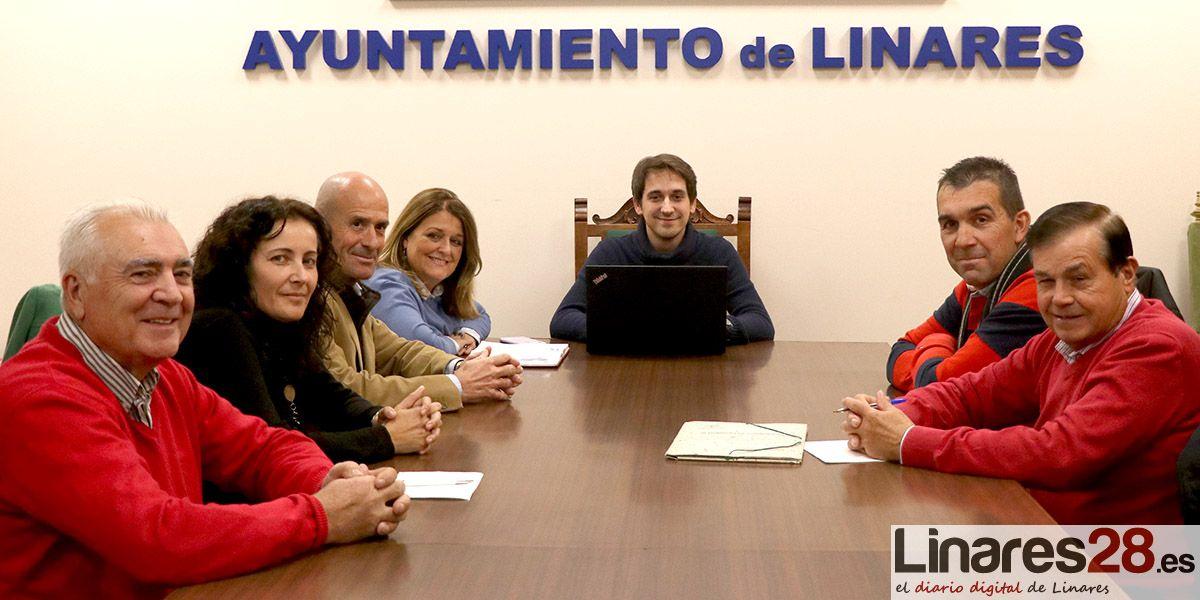 VÍDEO | Linares reactiva su Consejo Local de Caminos
