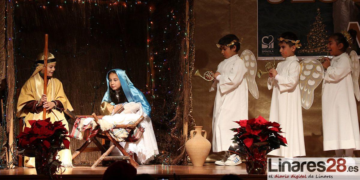 VÍDEO | La ilusión navideña no tienen edad en Linares